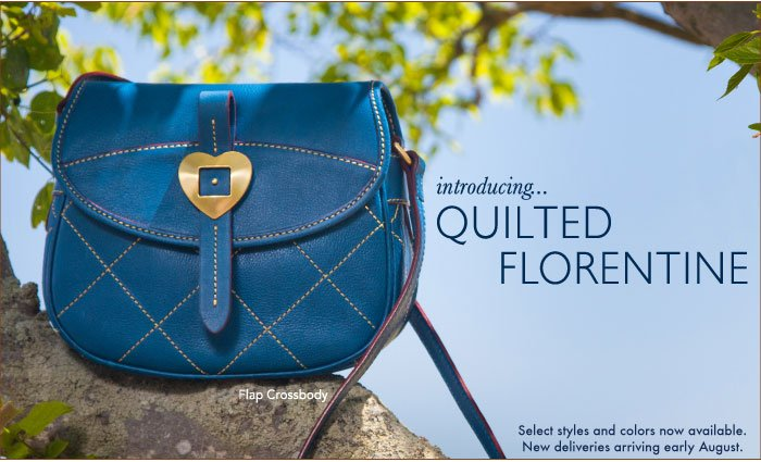 Introducing Quilted Florentine