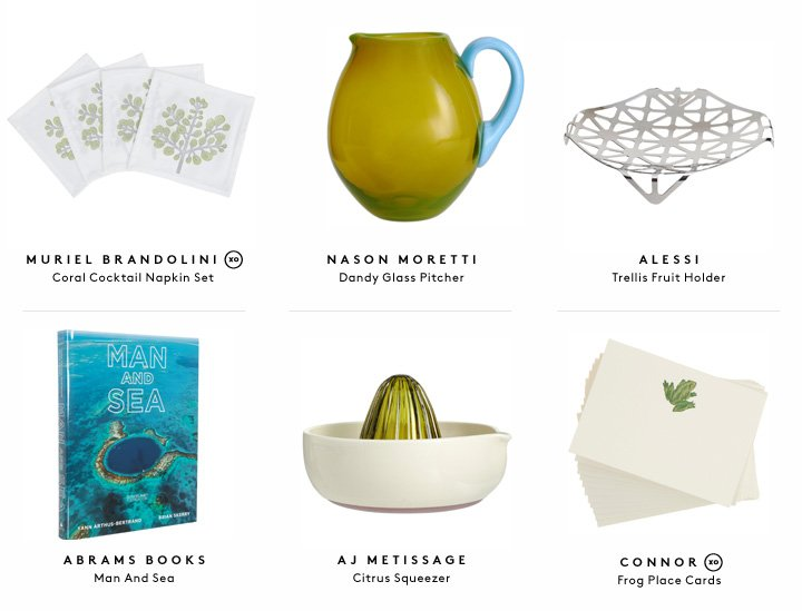 Make entertaining easy with summer-perfect home products: Shop now.