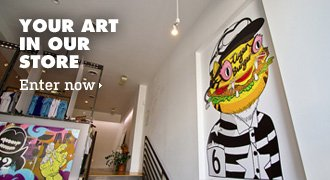 Your Art in Our Store