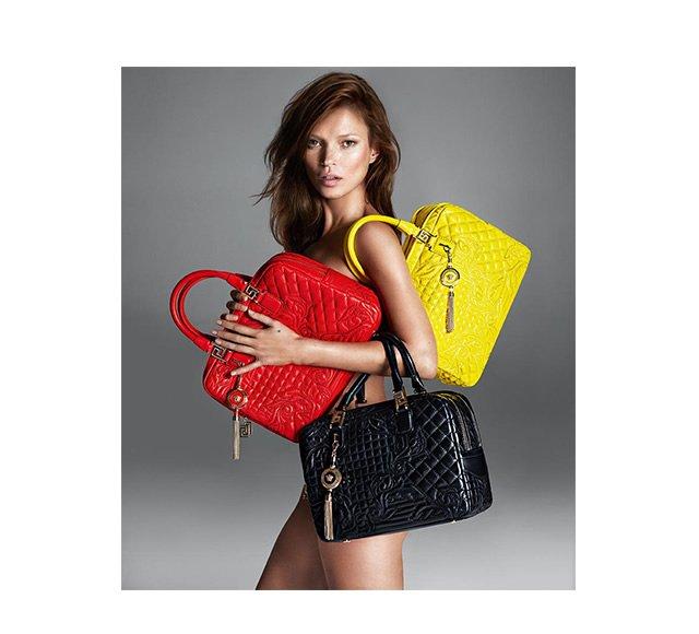 Versace Autumn Winter 2013-14 Advertising Campaign