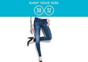 30-32: Jeans Starting at $29