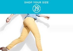 29: Jeans Starting at $29