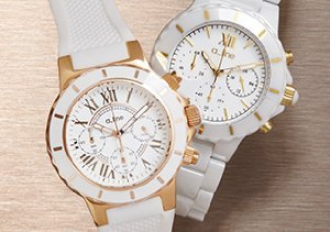 Trending: Black & White Watches