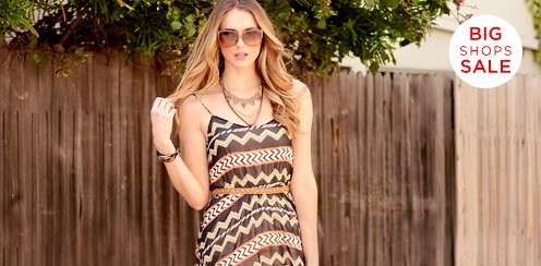 Summer Shops Clearance: Dresses Starting At $12