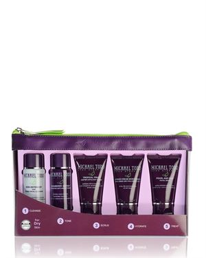 Michael Todd Dry Skin Care Starter Kit Made In USA