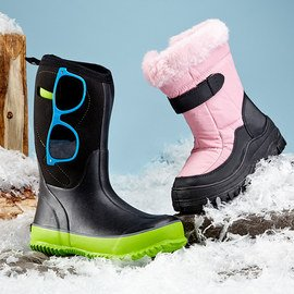Toasty Toes: Kids' Boots