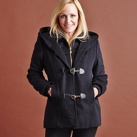 Getting Colder: Women's Outerwear