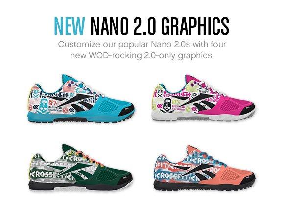 NEW NANO 2.0 GRAPHICS