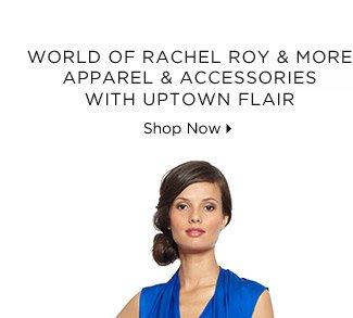 World Of Rachel Roy & More