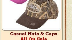 All Mens Casual Caps on Sale