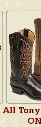All Mens Tony Lama Boots on Sale