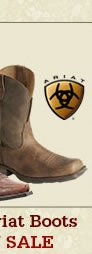 All Mens Ariat Boots on Sale