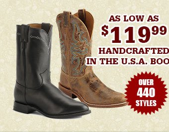All Mens Handcrafted in the USA on Sale