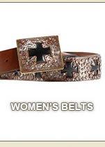 Womens Belts on Sale