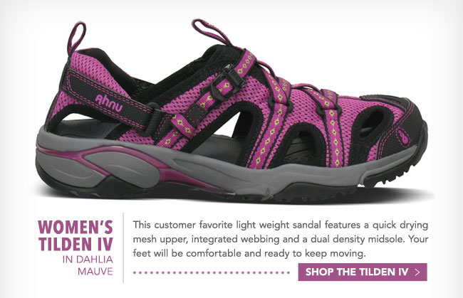 women's Tilden IV in DAHLIA MAUVE