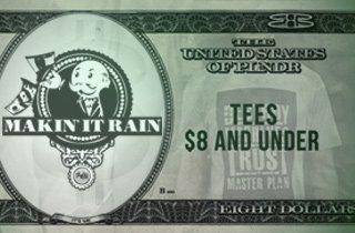 $8 & Under
