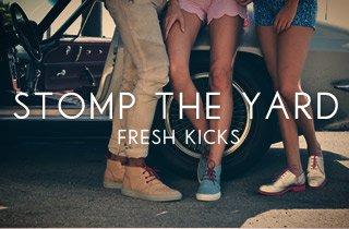 Fresh Kicks