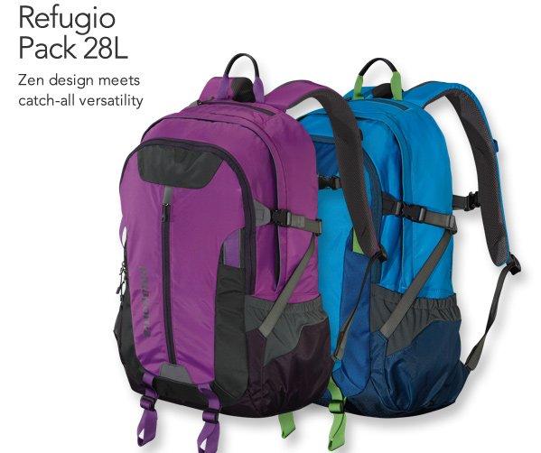 Patagonia backpacks
