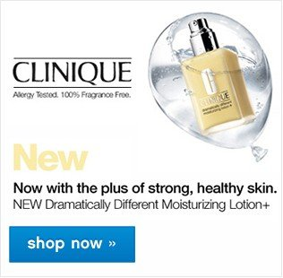 Clinique New Dramaticlly Different Moisturizer Lotion. Shop now.
