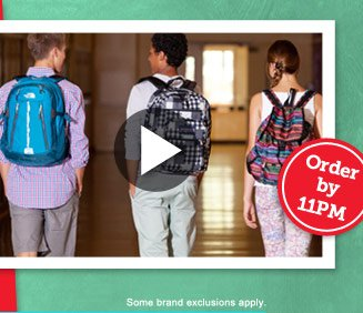 Watch our video now & find the perfect bag for you!