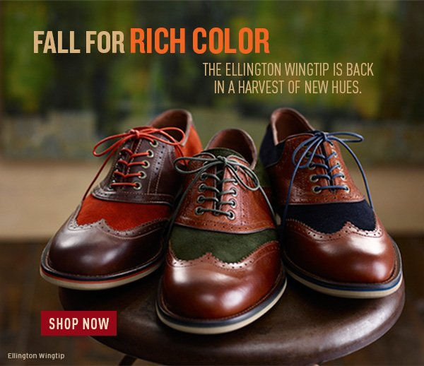 Fall For Rich Color