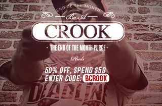 Be A Crook: End Of Month Purge