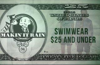 Swimwear $25 & Under