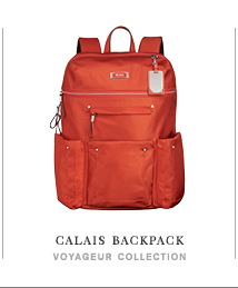 Calais Backpack - Shop Now