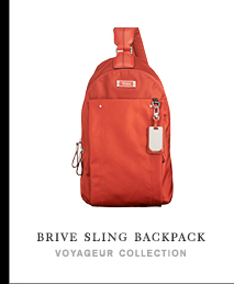 Brive Sling Backpack - Shop Now