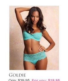 Goldie Lingerie Set