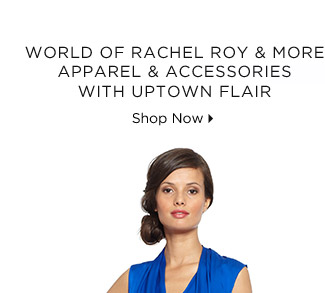 World Of Rachel Roy & More