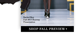 Shop Fall Preview
