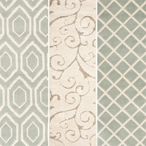 The Rug Gallery: Neutrals for the Bedroom