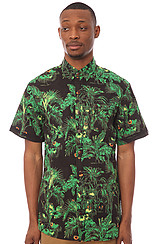 Jungle Eyes Buttondown Shirt
