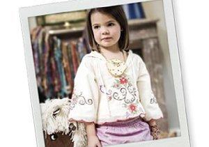 Boho Chic: Girls' Dresses & More