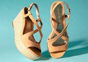 Up to 80% Off: Dana Davis Footwear