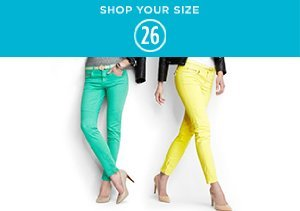 26: Jeans Starting at $29