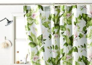 Make a Splash: Shower Curtains
