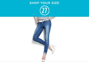 27: Jeans Starting at $29