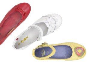 Best Foot Forward: Girls' Flats