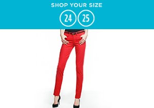 24-25: Jeans Starting at $29