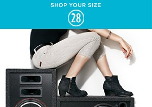 28: Jeans Starting at $29