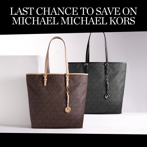 LAST CHANCE TO SAVE ON MICHAEL MICHAEL KORS