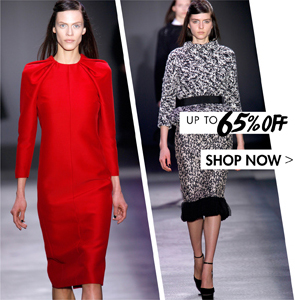 GIAMBATTISTA VALLI UP TO 65% OFF