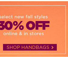Shop Handbags Sneak Peek