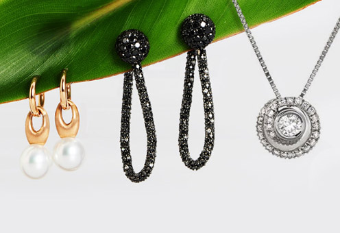 Designer Jewelry Blowout: Necklaces & Earrings