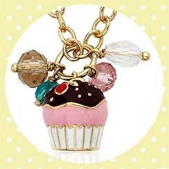 Little Miss Twin Stars Kids' Jewelry