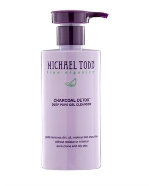 Michael Todd Charcoal Detox Gel Purifying Cleanser - Made in USA