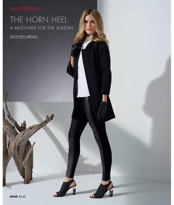 The New Luxe Heel