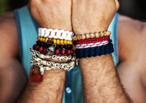 Shop Pile 'Em On: Bracelets from $7